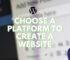 Choose a Platform to Create a Website (CMS)