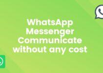 WhatsApp Messenger Communicate without any cost